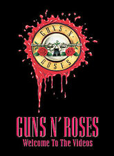 New & Sealed Guns N Roses Welcome To The Videos DVD