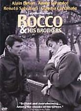 Rocco And His Brothers, Excellent DVD, Max Cartier, Spiros Focas, Alessandra Pan