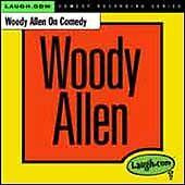 Woody Allen on Comedy by Woody Allen (CD, May-2005, Laugh.com)