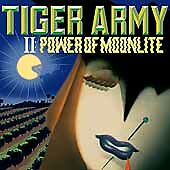 Tiger Army II: Power of Moonlite [Digipak] by Tiger Army (CD, Aug-2001,...