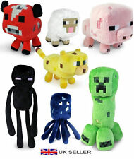 Minecraft Animal Plush Toys Stuffed Animals Soft Toy Plushies for kids UK Seller