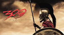 300 (DVD 3-Disc Set) Limited Collector's Edition Box SET, Book, Cell & MORE!