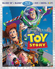 DISNEY'S PIXAR'S TOY STORY 3D BLU-RAY DVD COMBO PACK NO SLIPCOVER NO DIGITAL DC