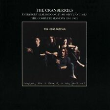 THE CRANBERRIES EVERYBODY ELSE IS DOING IT SO WHY CAN'T WE? Complete Sessions CD