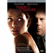 PERFECT STRANGER DVD BRAND NEW  UNOPENED SEALED IN FACTORY PLASTIC