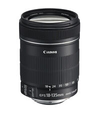 Brand New Canon EF-S 6097B002 18-135mm F/3.5-5.6 STM IS Zoom Lens