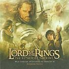 """""""LORD OF THE RINGS:RETURN OF THE KING""""-FILM SOUNDTRACK-HOWARD SHORE-BRAND NEW CD"""