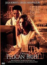 The Pelican Brief (DVD, 1997) Widescreen New Sealed w slipcover