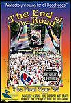 Grateful Dead: The End of the Road, a final tribute,The Final Tour '95 (DVD NEW)