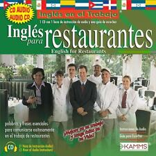 English for Restaurants: Ingles para Restaurantes Ingles en el Trabajo)