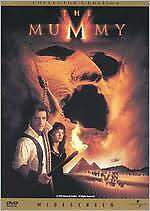 The Mummy (Widescreen Collector's Edition), Good DVD, Brendan Fraser, Rachel Wei