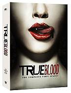 True Blood - The Complete First Season (DVD, 2009, 5-Disc Set) BRAND NEW