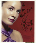 TAMZIN OUTHWAITE Signed 10x8 Photo NEW TRICKS & EASTENDERS COA