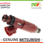 1x New * GENUINE * Fuel Injector For Mitsubishi Pajero Triton NM ML 3.5L 6G74