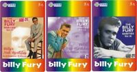 M08116 China phone cards Billy Fury 3pcs
