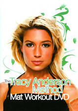 The Tracy Anderson Method: Mat Workout (DVD, 2012) - BRAND NEW