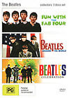 The Beatles (DVD, 2013), ALL Region, Brand new and sealed, free shipping