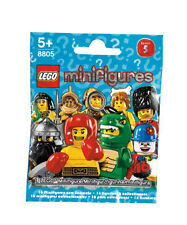 LEGO Minifigures Series 5 - Complete set of 16 (8805)