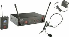 Nady UWS-100 LT/O 100 Channel Lavaliere Microphone Wireless System Lav Mic