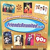 Friends Reunited - The 90's [Audio CD] Various