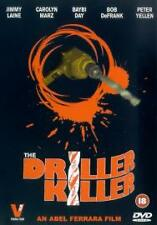 The Driller Killer - Edited by Visual Entertainment (DVD, 1999)
