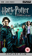 Harry Potter And The Goblet Of Fire (UMD, 2006)