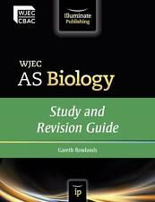 WJEC AS Biology - Study and Revision Guide by Gareth Rowlands (Paperback, 2011)