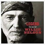 Willie Nelson Legend The Best Of 20 Trk CD Album Greatest Hits Collection Willy