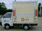 Brand New Chassis Cab Crepe Catering Trailer for Sale - Vehicle not included