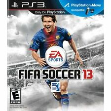 NEW FIFA Soccer 13 2013 Sony Play Station 3 PS3 FACTORY SEALED video game