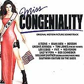 Miss Congeniality, Original Soundtrack (CD, 2000)