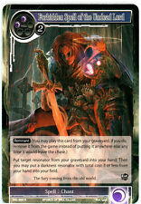 Forbidden Spell of the Undead Lord - SKL-069 - R - 1st Edition 4X NM-Mint The Se