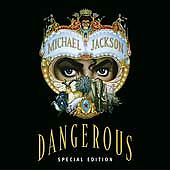 Dangerous - Michael Jackson New & Sealed Compact Disc Free Shipping