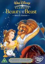 DISNEY BEAUTY AND THE BEAST SPECIAL EDITION DVD