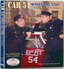 Car 54, Where Are You?: The Complete First Season 0016351041791 with Fred Gwynne