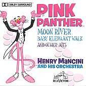 THE PINK PANTHER & OTHER HITSby Henry Mancini (CD, RCA)BNISW DAY U PAY IT SHIPS