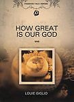 Pastor Louie Giglio Passion Talk Series: How Great Is Our God DVD Factory Sealed