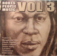 Various – Roots People Music Volume 3 NEW CD SPECIAL PRICE £2.09