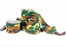 Boxing Hand Wrap Printed In Camoflauge Design Nylon Stretchable (In Pack Of Two)