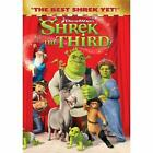Shrek the Third [Shrek Troiseme] 2007 dreamworks DVD
