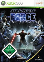 Star Wars: The Force Unleashed Xbox 360 *TOP* (mit OVP) EU Import