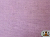 "Burlap Jute LAVENDER Fabric / 58"" / Sold by the yard"