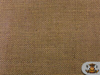 "Burlap Jute DARK TAUPE Fabric / 58"" / Sold by the yard"