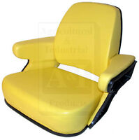 John Deere 4 pc. Seat Assembly fits Several Models TY15834