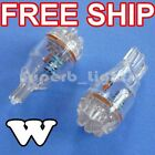 ~10x 194 168 W5W T13 6-LED WHITE Wedge Base Bulbs Light