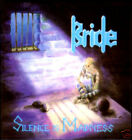 SILENCE IS MADNESS - BRIDE PURE METAL PRESSING NM