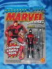 "DAREDEVIL 5"" MARVEL Super Hero Action Figure w/Exploding Grapple HOOK,Toybiz1994"