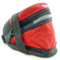Cycling Bicycle Bike Seat Saddle Extensible Pouch Bag