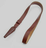 BRITISH INFANTRY BROWN LEATHER SWORD KNOT