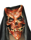 HALLOWEEN ADULT WHISPERS SKULL BLOOD MASK PROP